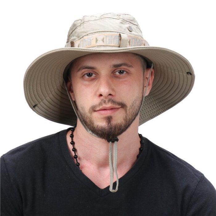 כובע דייגים עמיד במים