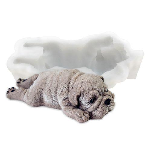 תבנית להכנת עוגה בצורת כלב מציאותי