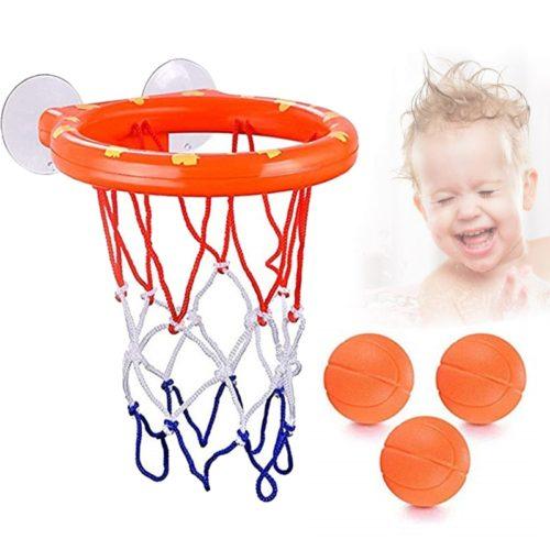 משחק מיני כדורסל לאמבטיה