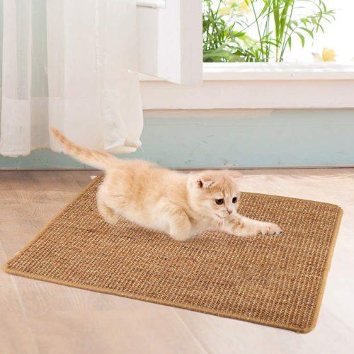 שטיחון משטח שריטות לחתולים