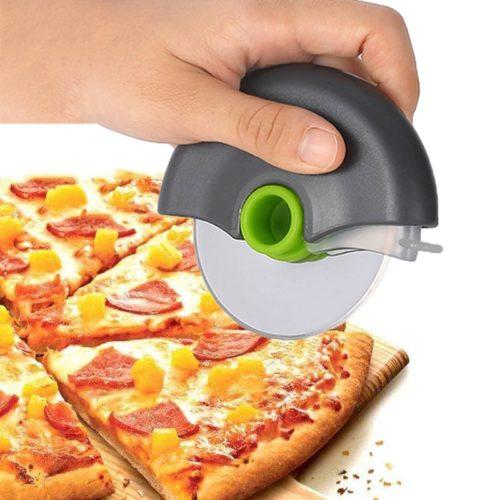 רולר חיתוך פיצה בעיצוב גלגלי