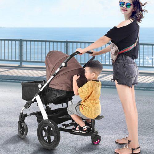 מעמד מושב לילדים על עגלת התינוק