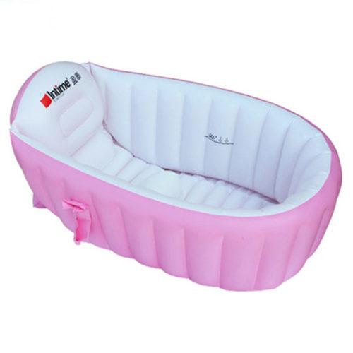 אמבטיה מתנפחת לתינוקות