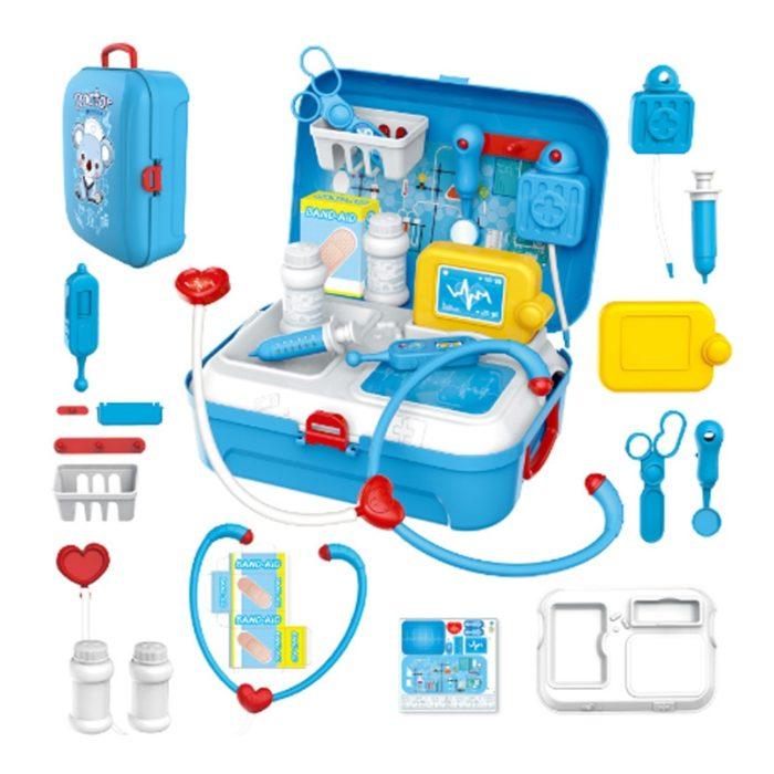 משחק ערכת רפואה לילדים