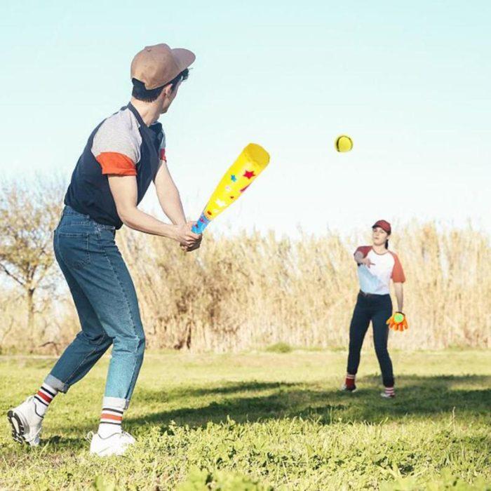 סט משחק בייסבול לילדים