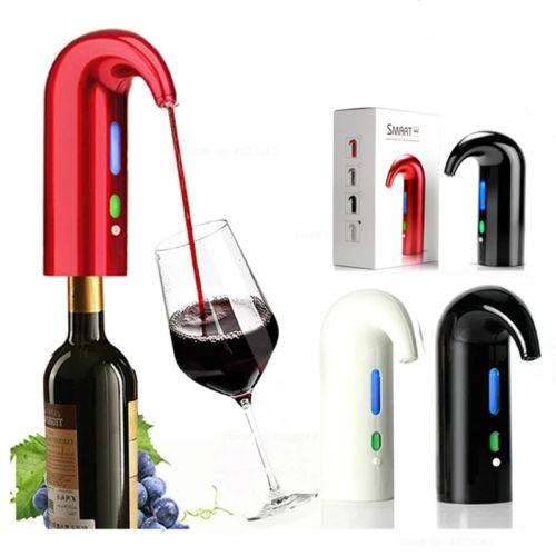 מוזג יין אוטומטי נייד נטען