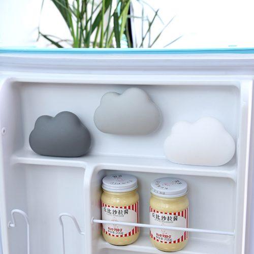 מרענן ומונע ריחות למקרר בצורת ענן